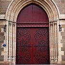 St. Paul's Door by eegibson