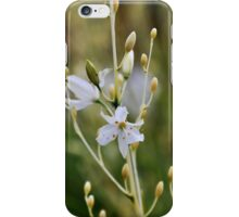 White Flower iPhone Case iPhone Case/Skin