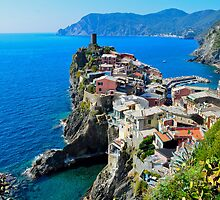 Vernazza - Cinque Terre by davefozz