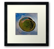 Silver Strand Beach, Malin Beg, South Donegal Framed Print