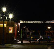 Venice Gondola Service by davefozz