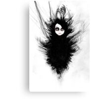 Becoming You. I'm Not Afraid Anymore Canvas Print