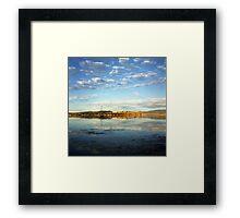 Dunalley Castle Framed Print