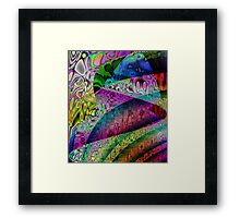 Brillant Colours-Available As Art Prints-Mugs,Cases,Duvets,T Shirts,Stickers,etc Framed Print