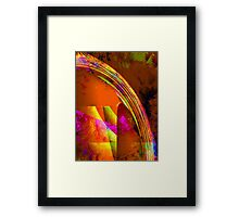 Adobe Huts-Available As Art Prints-Mugs,Cases,Duvets,T Shirts,Stickers,etc Framed Print