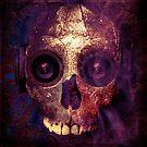 Steampunk Skull by David Atkinson