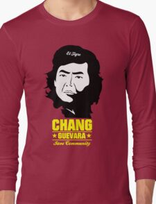 Chang Guevara Long Sleeve T-Shirt