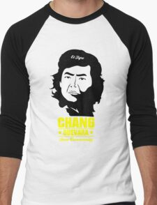 Chang Guevara Men's Baseball ¾ T-Shirt