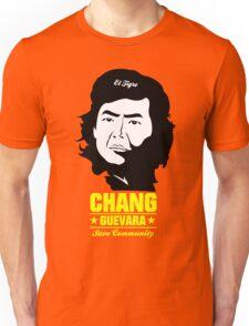 Chang Guevara Unisex T-Shirt