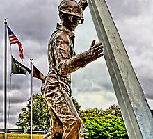 Steel Workers Memorial by DJ Florek
