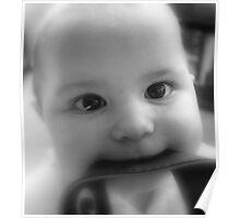 Strap-ping- Baby Girl Poster