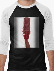 pucder? Men's Baseball ¾ T-Shirt