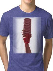 pucder? Tri-blend T-Shirt