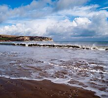 Swanage Beach by Paul Hutchinson
