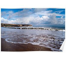 Swanage Beach Poster