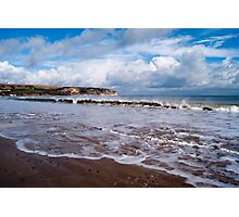 Swanage Beach Photographic Print