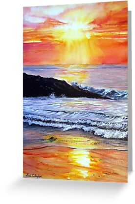 Sunset Glow by Linda Callaghan