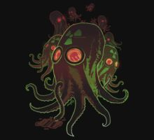 Squidmask- glowing version by Mirth