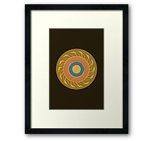 The Eye of Jupiter Framed Print