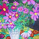 Spring Flowers by marlene veronique holdsworth