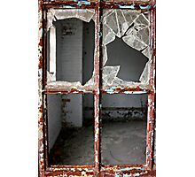 Kings Park Psychiatric Center -  looking in Photographic Print