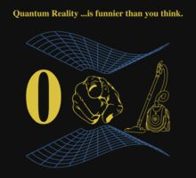 QUANTUM REALITY by GUS3141592