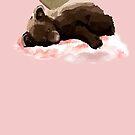 Fairy Bear (pink) by Nana Leonti