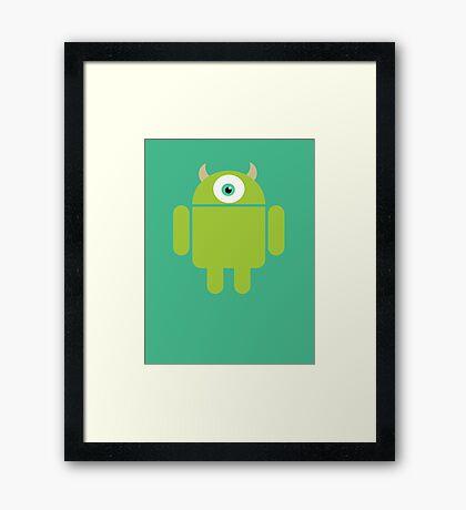 Mike Droidowski Framed Print