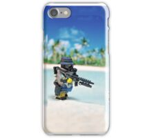 MNU diving suit iPhone Case/Skin