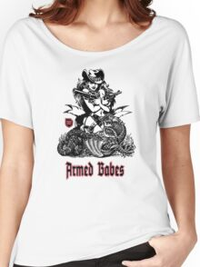 Armed BABES Women's Relaxed Fit T-Shirt
