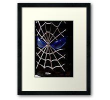 Spider Man PC case bling! Framed Print