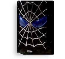 Spider Man PC case bling! Canvas Print