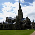 Salisbury Cathedral by kostolany244