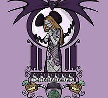 Nightmare Nouveau by Karen  Hallion