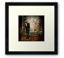Human Of The Year Framed Print