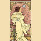 Leia Nouveau by Karen  Hallion