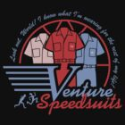 Venture Speedsuits by Brinkerhoff