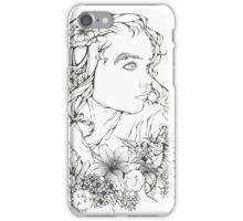 Breanna (Inked Only) iPhone Case/Skin