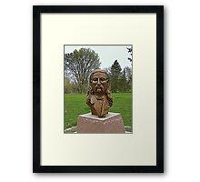 Wild Bill Hickok Framed Print