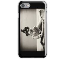 Beauty and spraypaint 2 iPhone Case/Skin