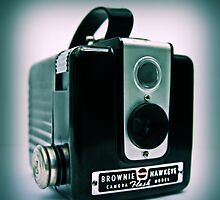 Brownie Hawkeye by DJ Florek