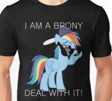 Rainbow Dash Brony Unisex T-Shirt