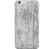 """DISTRICT 9 """"Support Non-human rights"""" 4 iPhone Case/Skin"""