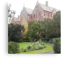 The Abbotsford Convent, Collingwood, Vic.  Classified by National Trust Australia Canvas Print
