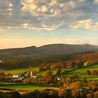 Sheepstor Village - Dartmoor National Park by garykingphoto