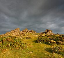 Hound Tor - Dartmoor National Park by garykingphoto