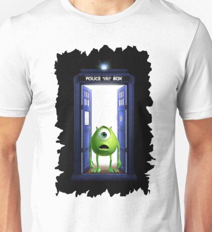 Tardis Monster inc Unisex T-Shirt
