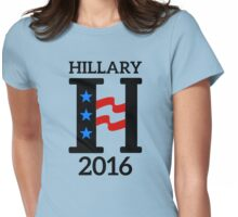 Hillary 2016 Womens Fitted T-Shirt