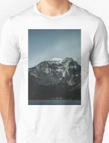 Snowing Mountains T-Shirt