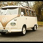 VW Wedding Camper by Tim Topping